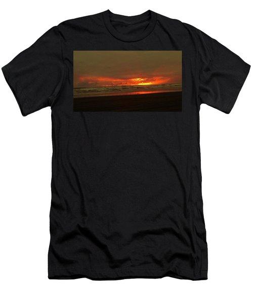 Sunset #5 Men's T-Shirt (Athletic Fit)