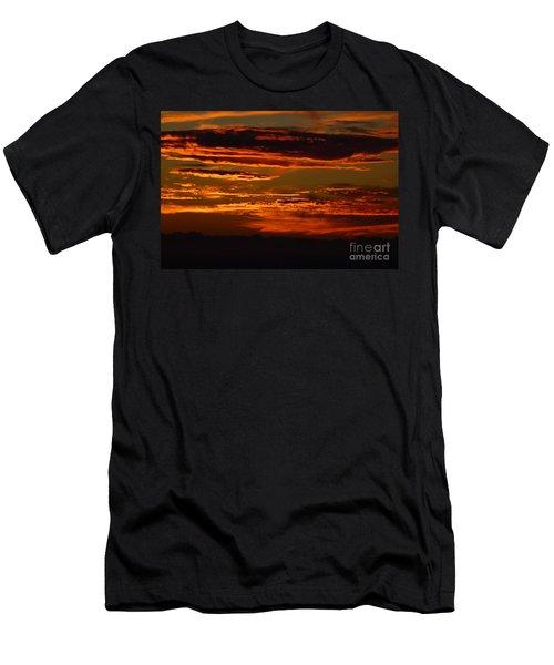Sunset 5 Men's T-Shirt (Athletic Fit)