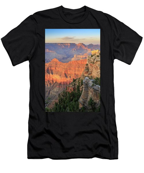 Sunset At Mather Point Men's T-Shirt (Athletic Fit)