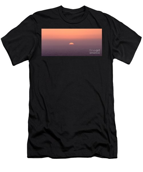 Sunset At Pacifica Men's T-Shirt (Athletic Fit)