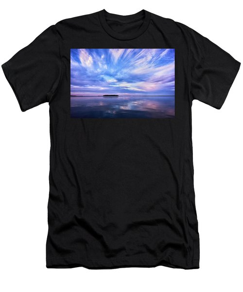 Sunset Awe Men's T-Shirt (Athletic Fit)