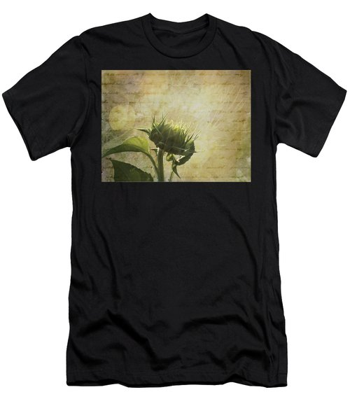 Men's T-Shirt (Athletic Fit) featuring the photograph Sunset Beginnings by Melinda Ledsome