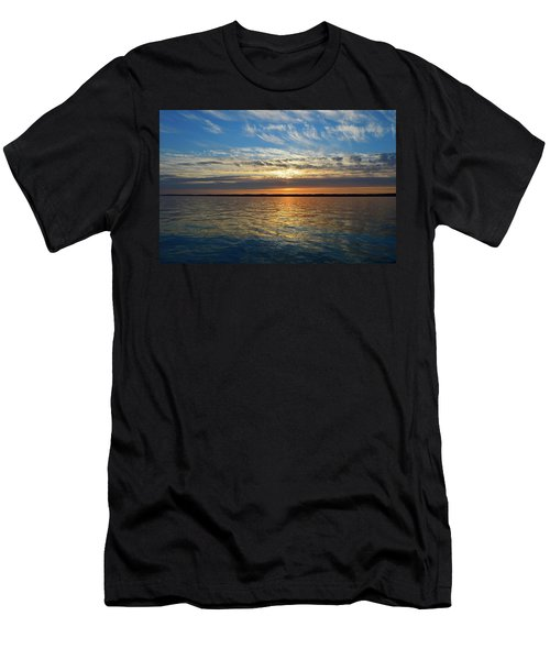 Sunset Dream  Men's T-Shirt (Athletic Fit)
