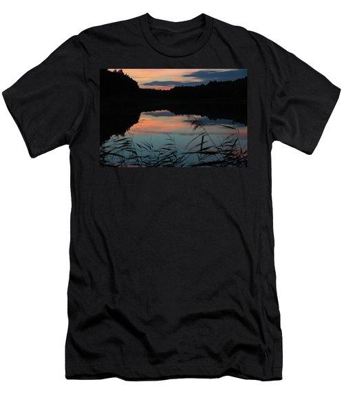 Sunset In September Men's T-Shirt (Athletic Fit)