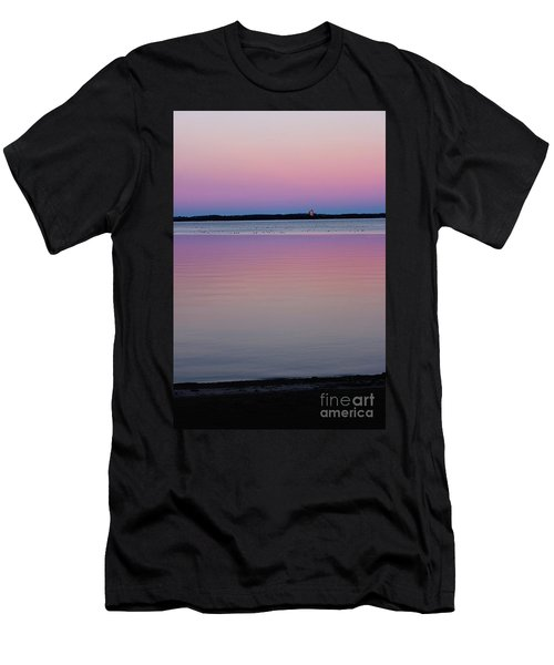 Sunset Magic Men's T-Shirt (Athletic Fit)