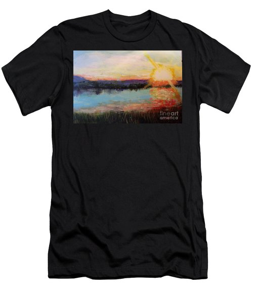 Sunset Men's T-Shirt (Athletic Fit)
