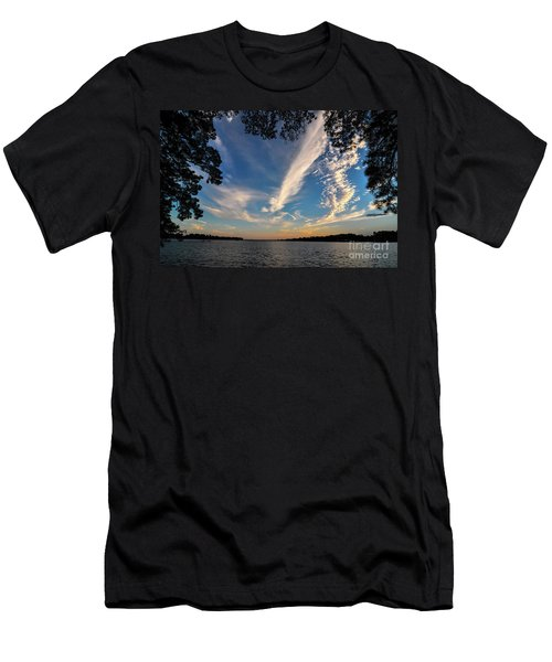Sunset On The Pamlico Men's T-Shirt (Athletic Fit)