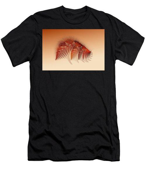 Sunset On Yessland Men's T-Shirt (Athletic Fit)