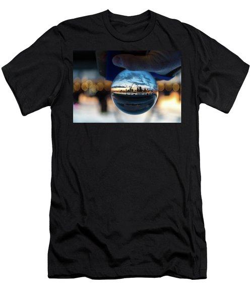 Sunset St. Louis II Men's T-Shirt (Athletic Fit)