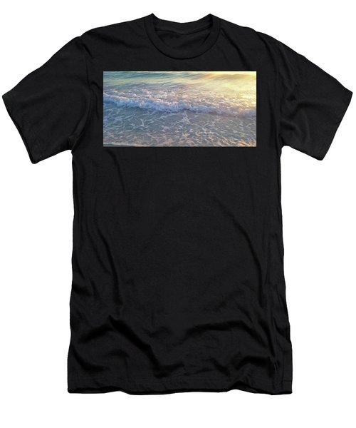 Sunset Tide Men's T-Shirt (Athletic Fit)