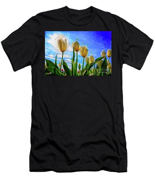Sunshine Day Men's T-Shirt (Athletic Fit)