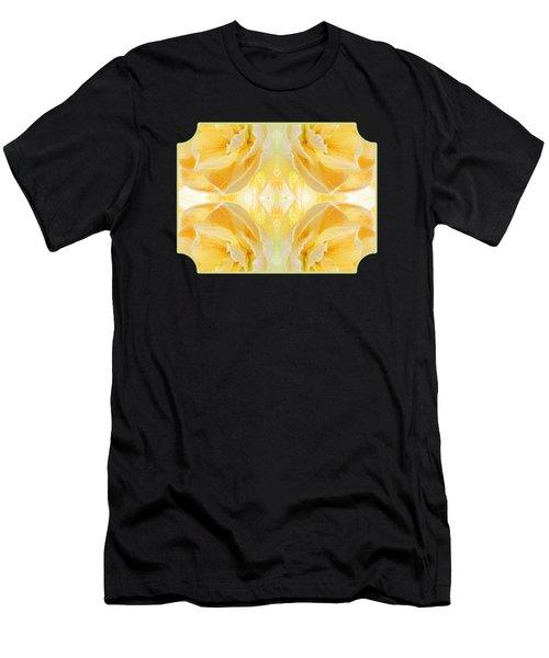 Sunshine Mosaic Men's T-Shirt (Athletic Fit)