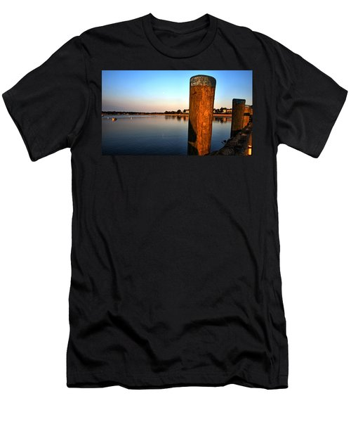 Sunshine On Onset Bay Men's T-Shirt (Athletic Fit)
