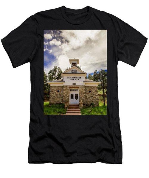 Sunshine School Portrait Men's T-Shirt (Athletic Fit)