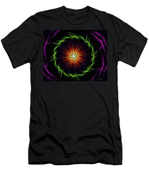 Sunstar Men's T-Shirt (Athletic Fit)