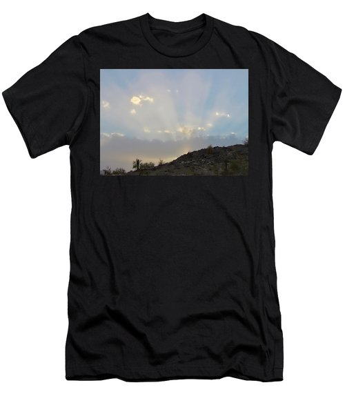 Suntensed Men's T-Shirt (Athletic Fit)