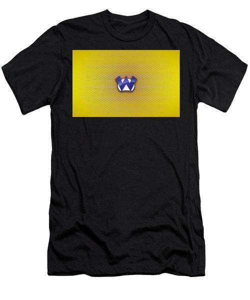 Super Mario Bros. Men's T-Shirt (Athletic Fit)