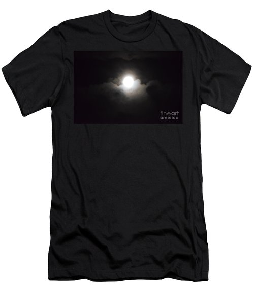 Super Moon 1 Men's T-Shirt (Athletic Fit)