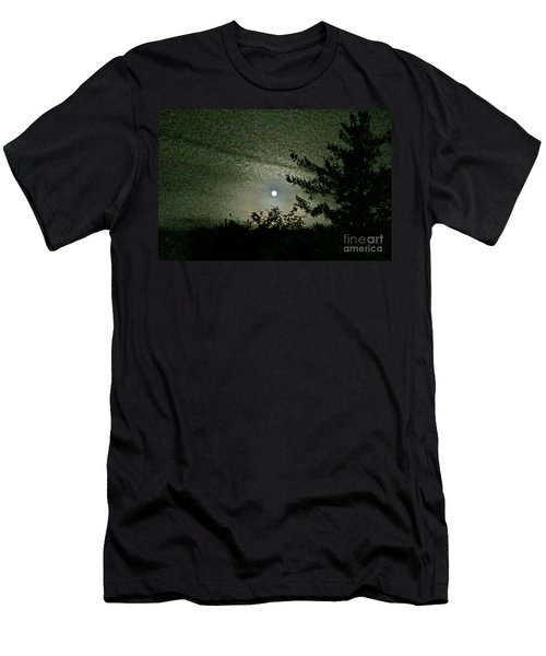 Super Moon Colors Men's T-Shirt (Athletic Fit)