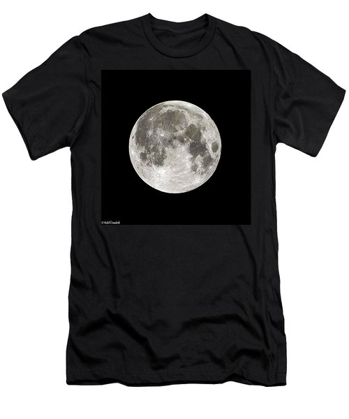 Super Moon Men's T-Shirt (Athletic Fit)