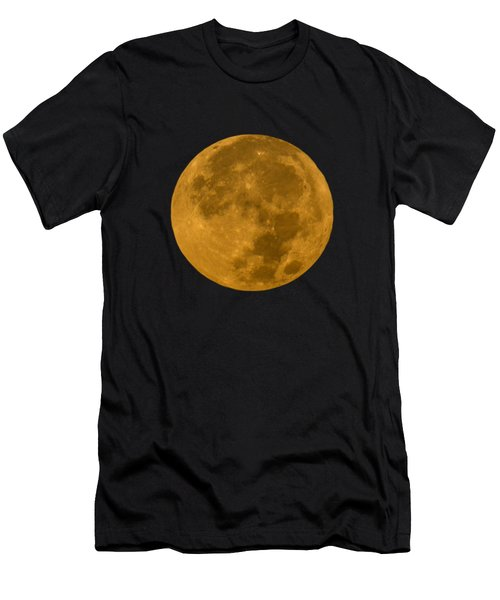 Super Moon Monday Men's T-Shirt (Athletic Fit)