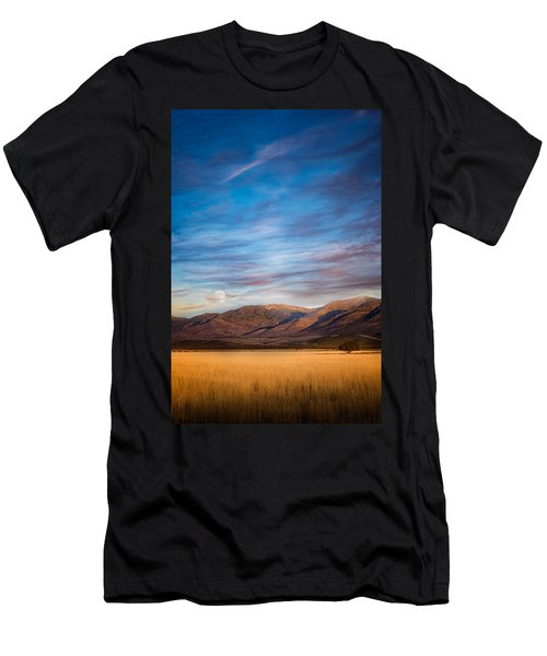 Super Moon Rise Men's T-Shirt (Athletic Fit)