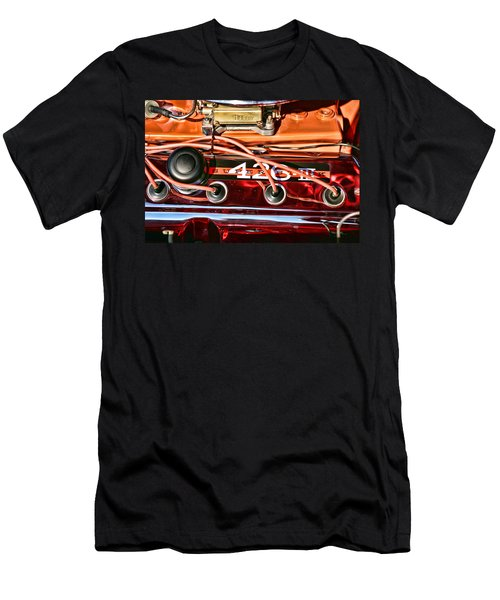 Super Stock Ss 426 IIi Hemi Motor Men's T-Shirt (Athletic Fit)