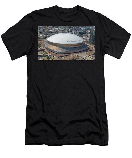 Superdome Men's T-Shirt (Athletic Fit)