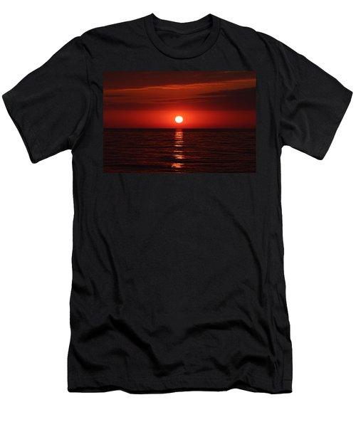 Superior Sunrise Men's T-Shirt (Athletic Fit)