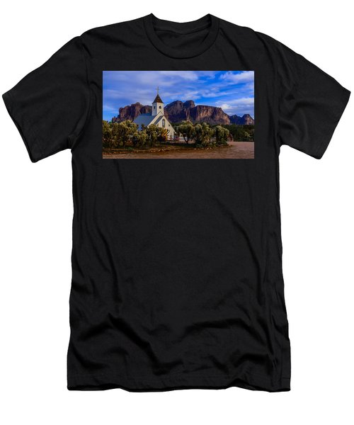 Superstition Church Men's T-Shirt (Athletic Fit)