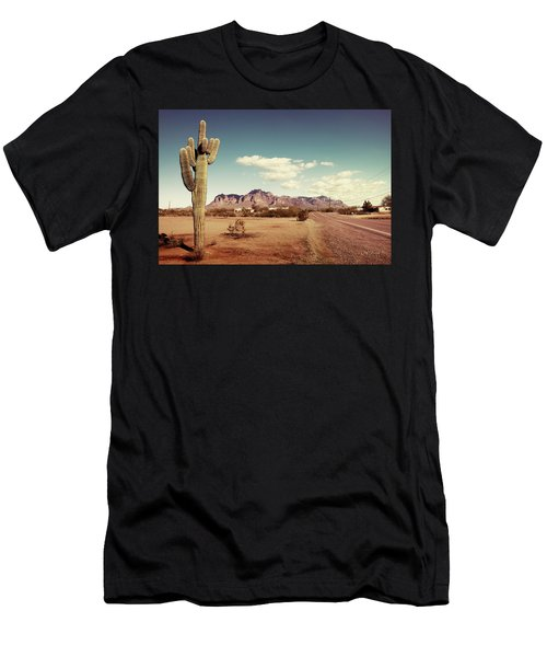 Superstition Men's T-Shirt (Slim Fit) by Joseph Westrupp