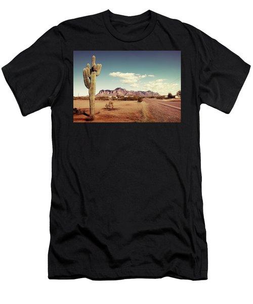Superstition Men's T-Shirt (Athletic Fit)