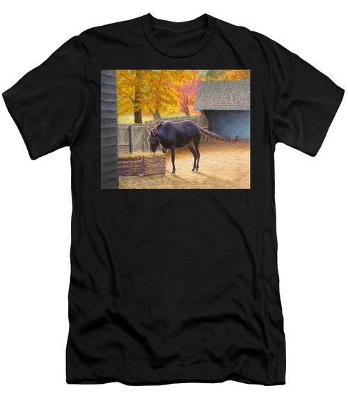Supper Time Men's T-Shirt (Athletic Fit)