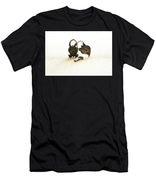 Supported Men's T-Shirt (Athletic Fit)