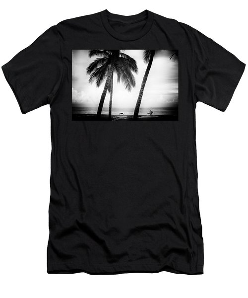 Surf Mates Men's T-Shirt (Athletic Fit)