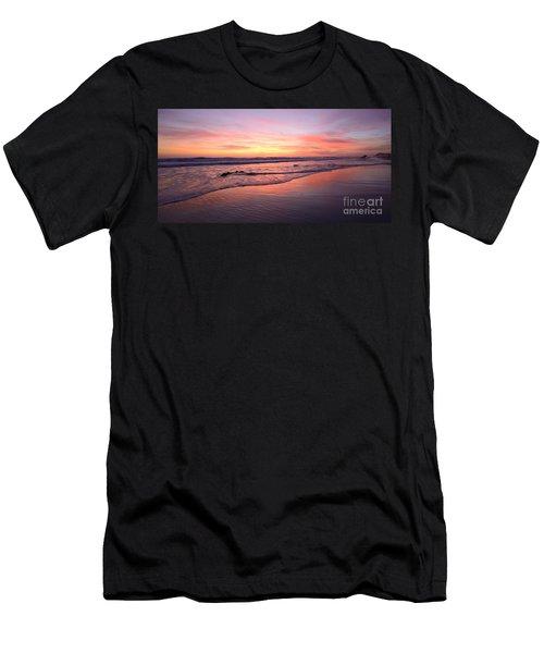 Surfer Afterglow Men's T-Shirt (Athletic Fit)