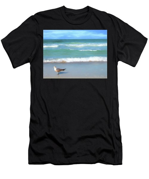 Surfs Up Men's T-Shirt (Athletic Fit)
