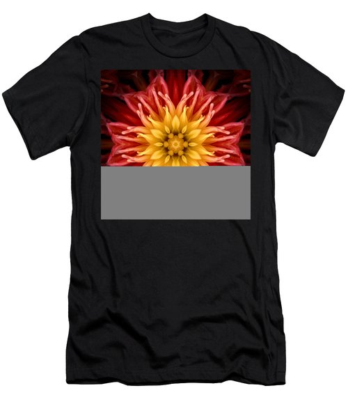 Surreal Flower No.1 Men's T-Shirt (Athletic Fit)