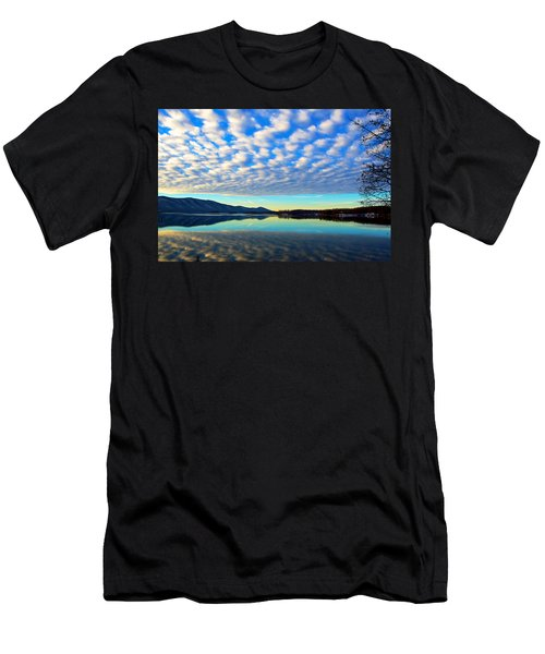 Surreal Sunrise Men's T-Shirt (Athletic Fit)