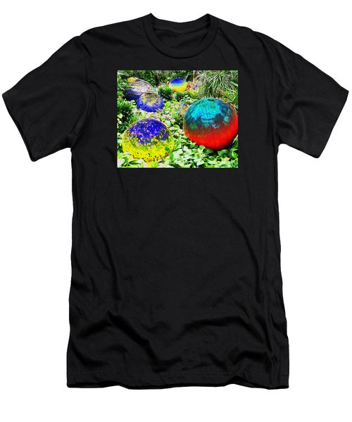 Surrreal Gardens Men's T-Shirt (Athletic Fit)