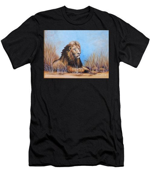 Surveying The Grounds Men's T-Shirt (Athletic Fit)