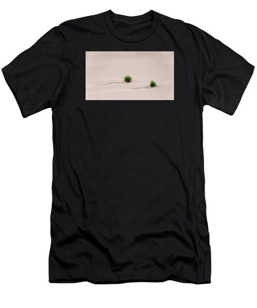 Survival Of Nature Men's T-Shirt (Athletic Fit)