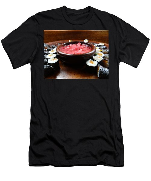 sushi Africa style Men's T-Shirt (Athletic Fit)