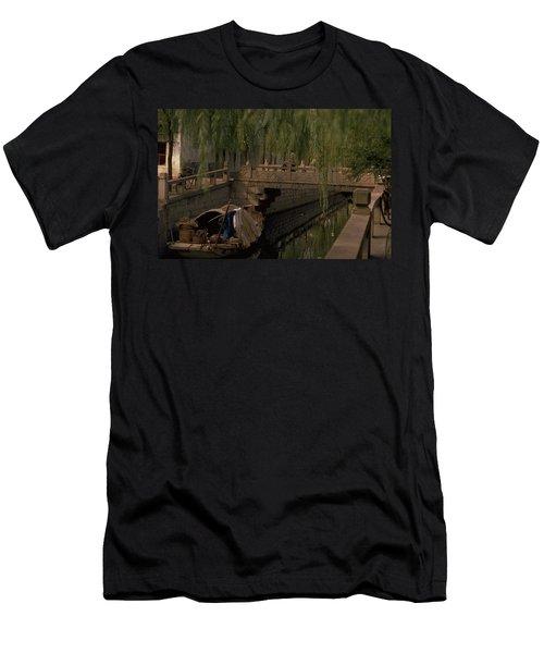 Suzhou Canals Men's T-Shirt (Athletic Fit)