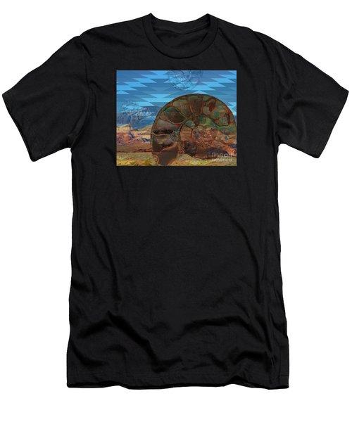 Sw Fossil Float Men's T-Shirt (Athletic Fit)