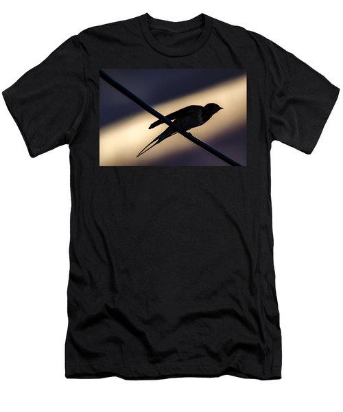 Swallow Speed Men's T-Shirt (Athletic Fit)
