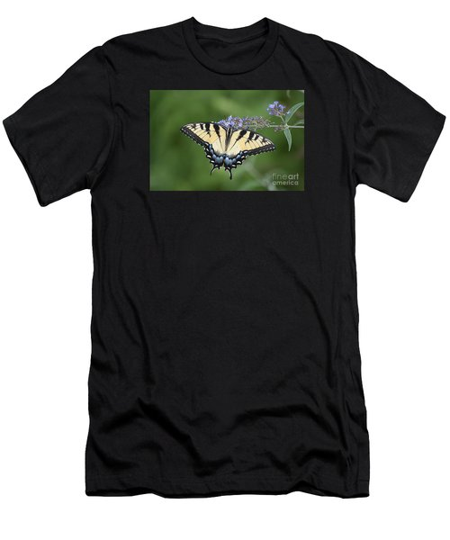 Swallowtail 20120723_24a Men's T-Shirt (Athletic Fit)