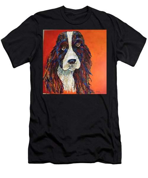 Sweet And Salty Springer Men's T-Shirt (Athletic Fit)