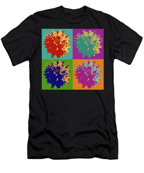 Sweet Gum Balls Men's T-Shirt (Athletic Fit)