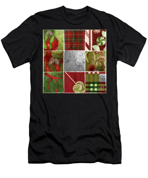 Sweet Holiday IIi Men's T-Shirt (Athletic Fit)
